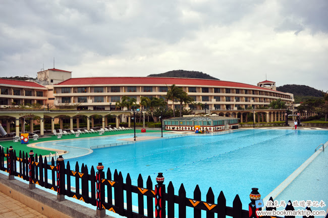 墾丁福華渡假飯店 戶外泳池