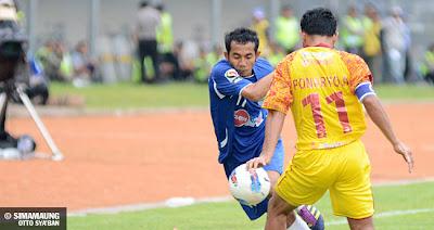 M Ilham Persib Bandung