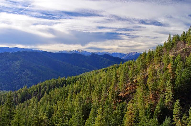 Little Grayback Mountain Applegate Lake Oregon