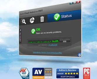 Panda Cloud Antivirus1 Panda Cloud Antivirus premiado como mejor software 2012 por PC Magazine/RE