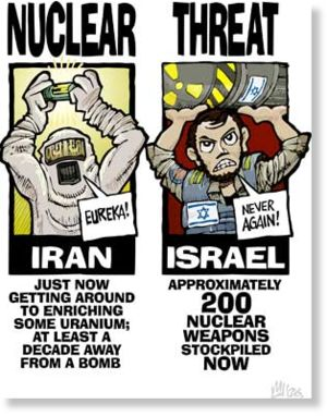 Israel-Iran nuclear threat