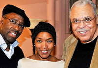 Courtney Vance, Angela Bassett & James Earl Jones