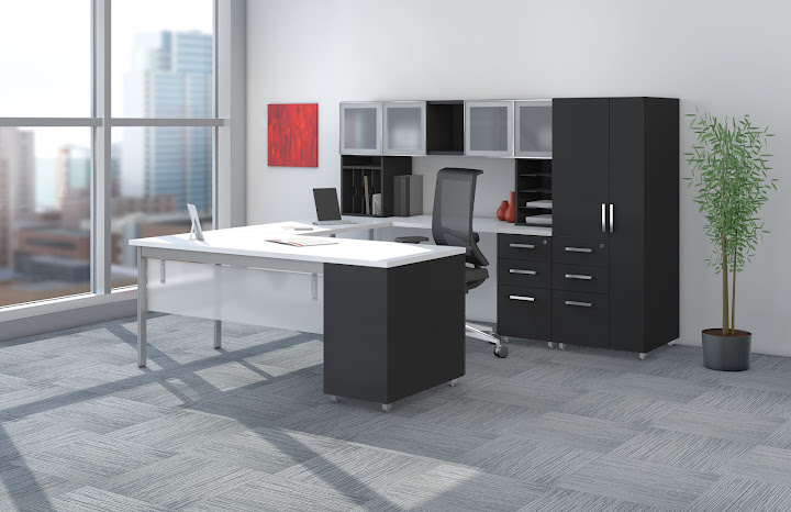 Mayline e5 Modern Office Furniture