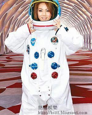 鄧紫棋認為太空之旅仍值得冒險。(資料圖片)