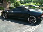 2004 Ferrari 360 spider - black on black - low miles - mint condition