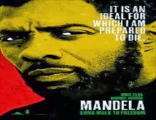 فيلم Mandela: Long Walk to Freedom بجودة DVDSCR