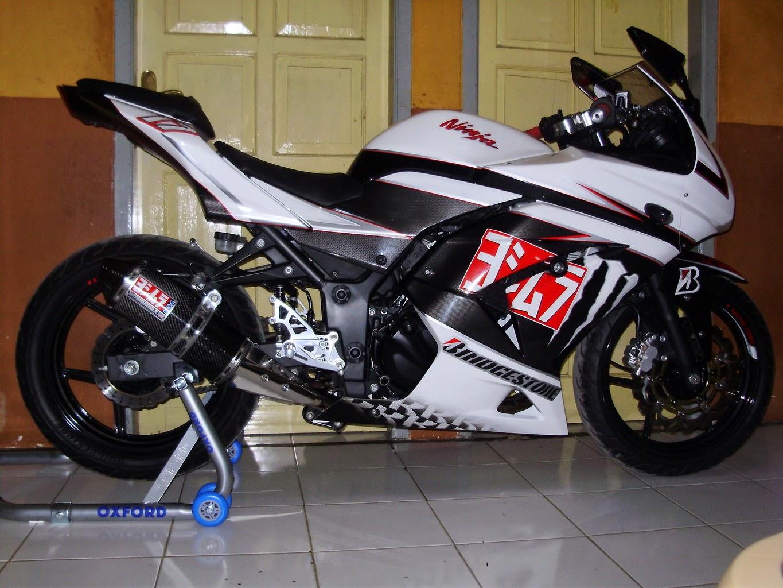 Ninja 150 Modifikasi Gp