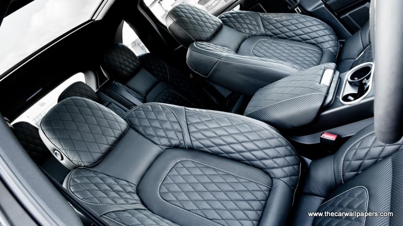 Porsche Cayenne Kahn Design
