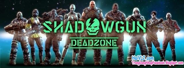 tải game iphone 5 Shadowgun: Dead Zone