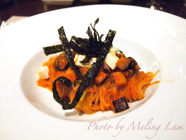 whisk the mira William Girard 試食 taste of the garden vegetarian MICHELIN 米芝蓮