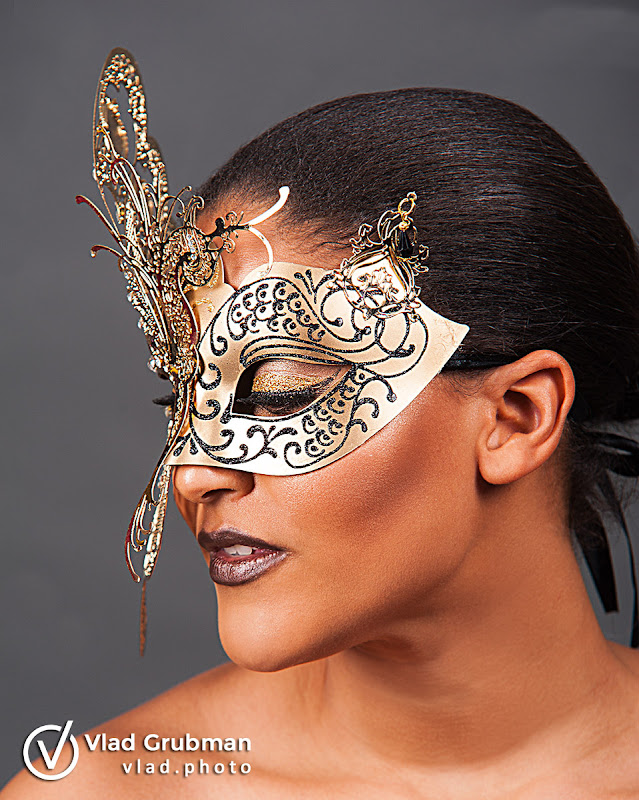 Masks and Masquerade Project by Vlad Grubman / Zealusmedia.com