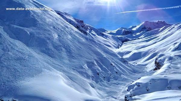 Avalanche Haute Tarentaise, secteur Val d'Isère, Pointe des Lorès - Photo 1