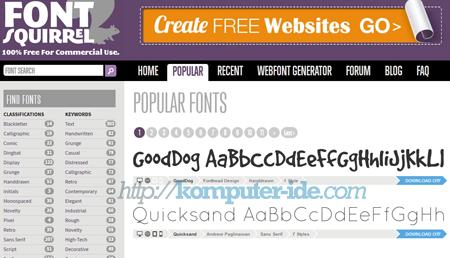 situs_download_free_font-fontsquirrel