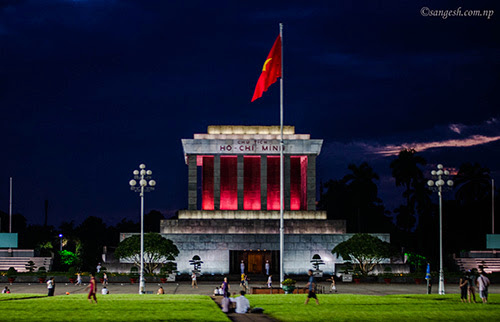 City of Hanoi through my lenses