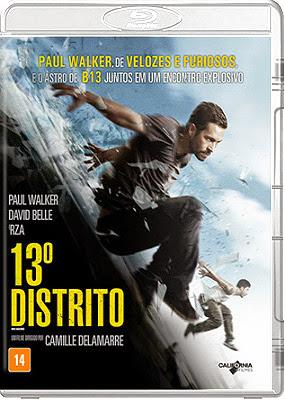 Baixar 13º Distrito 2014 BDRip Dual Audio Download Grátis