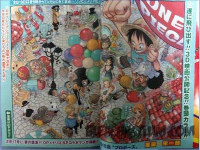 One Piece 618 RAW Scans Manga One Piece 618 Confirmed Spoilers Manga