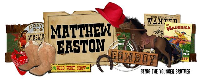 Matthew Easton Blog Design