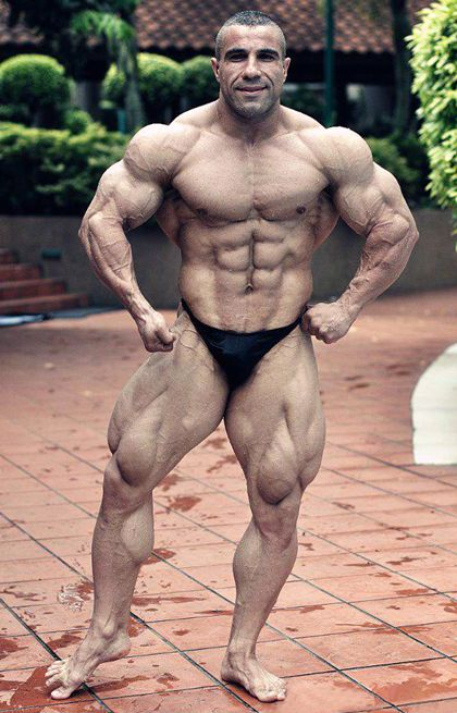 Bodybuilding Male Models Part 6