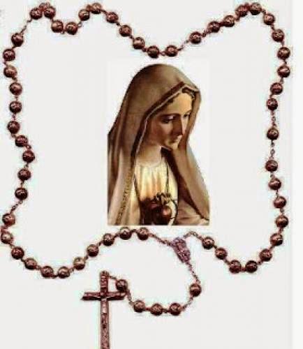 Lady Gaga Satanic Blasphemy Against The Holy Rosary