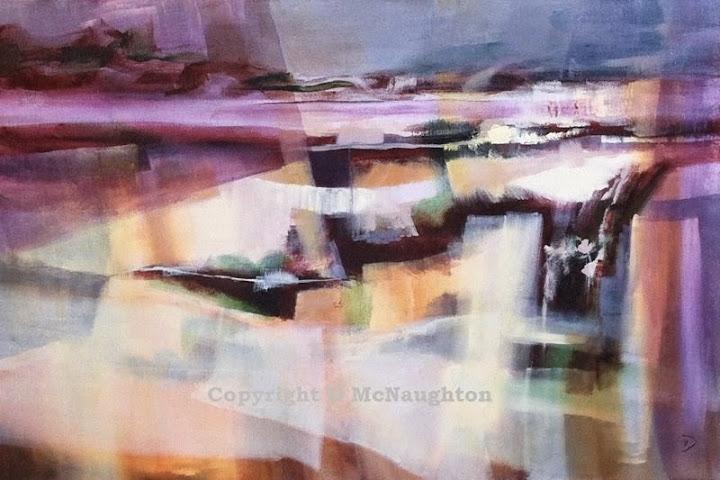 Cape Connection #3. Artist Dianne McNaughton