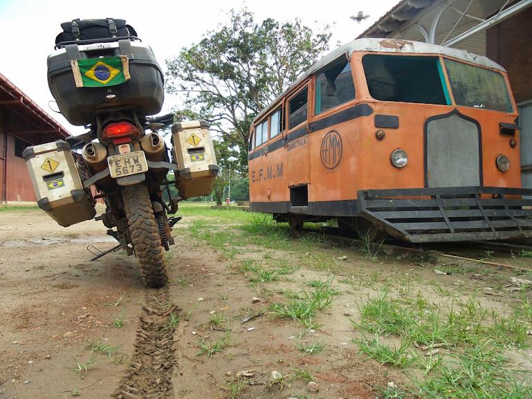 Brasil - Rota das Fronteiras  / Uma Saga pela Amazônia 20140829_100143
