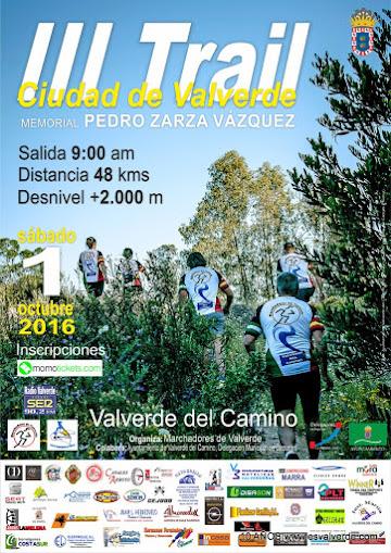 III Trail Ciudad de Valverde