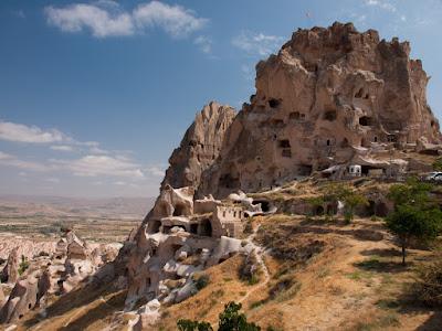 Castell d'Uçhisar
