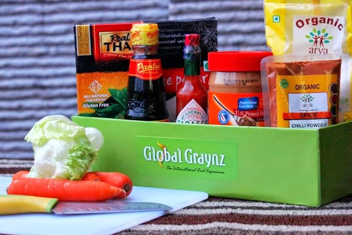 Global Graynz Everything Recipe Box