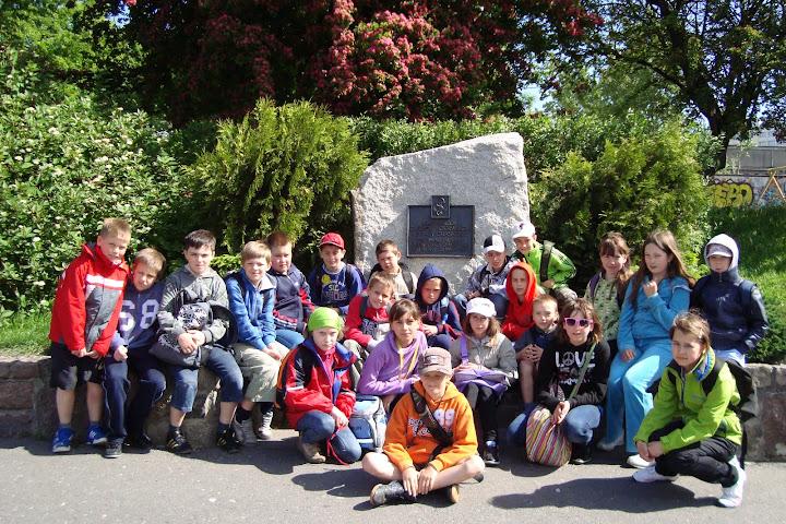 Klasa Pani Beaty na Zielonej Szkole w Kołobrzegu