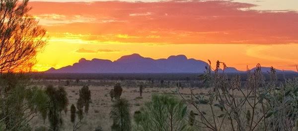 Parque Nacional Uluru-Kata Tjuta - Território do Norte