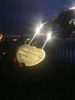 Lovelocks - Albert Dock