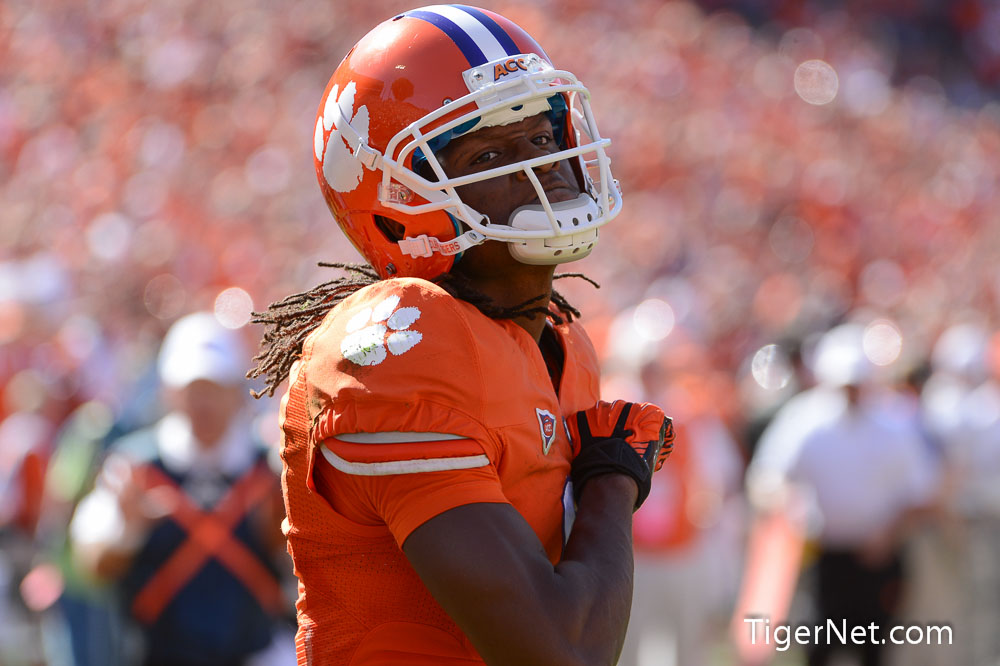 Clemson vs. Virginia Tech Photos - 2012, DeAndre Hopkins, Football, Virginia Tech