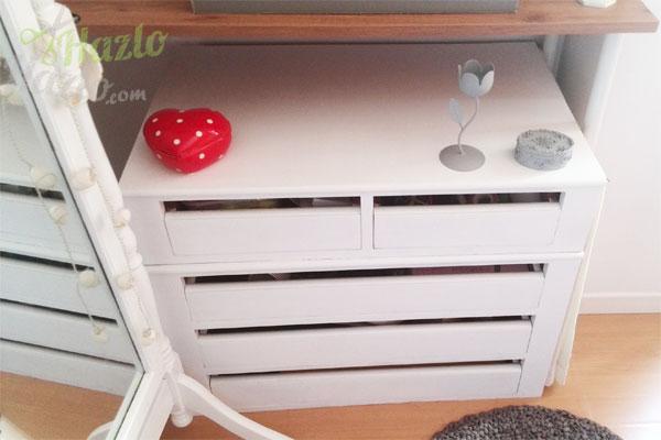 Como pintar un mueble