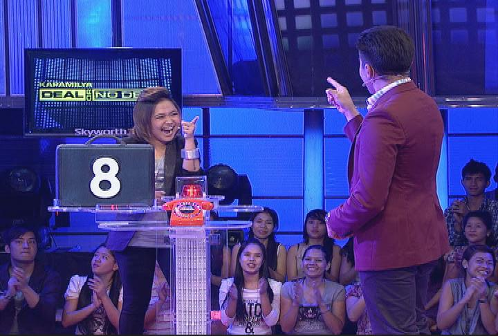"06/23/12 - ""Kapamilya, Deal Or No Deal"" (Taped Guesting) CHARICE-5"