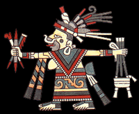 Tlazolteotl Aztec And Toltec Goddess Of Filth Image