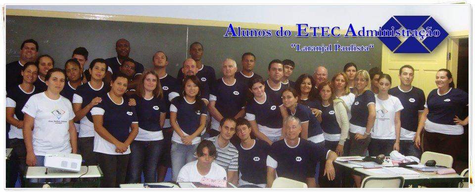 "Alunos do ETEC Salles Gomes ""Laranjal Paulista"" (Unidade Dscentralizada)"