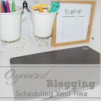Blog Organisation