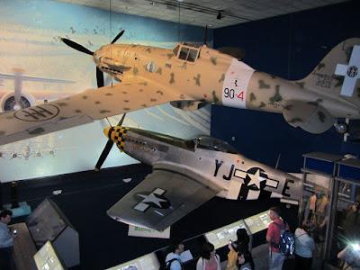 Aeronautica Macchi C.202 Folgore (Italy) and a
