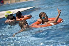 Las piscinas municipales celebran jornada de puertas abiertas el sábado 1 de junio 2013