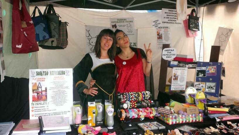 Esperanza Felina en el Mercado Medieval de Vitoria (27, 28 y 29 de Septiembre 2013) - Página 3 019