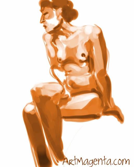Croquis from ArtMagenta.com