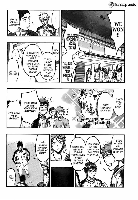 Kuroko no Basket Manga Chapter 203 - Image 14