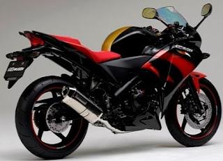 Honda CBR250R Mugen
