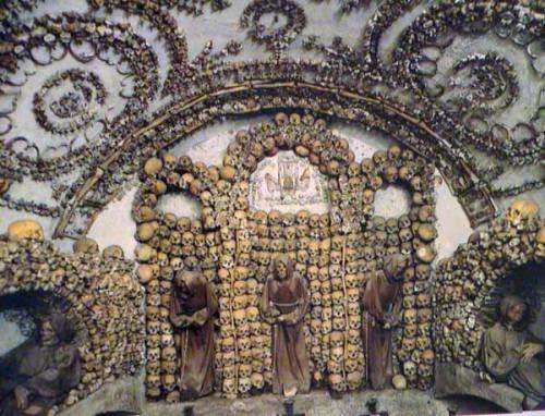 Cimitero Dei Cappuccini Rome Italy