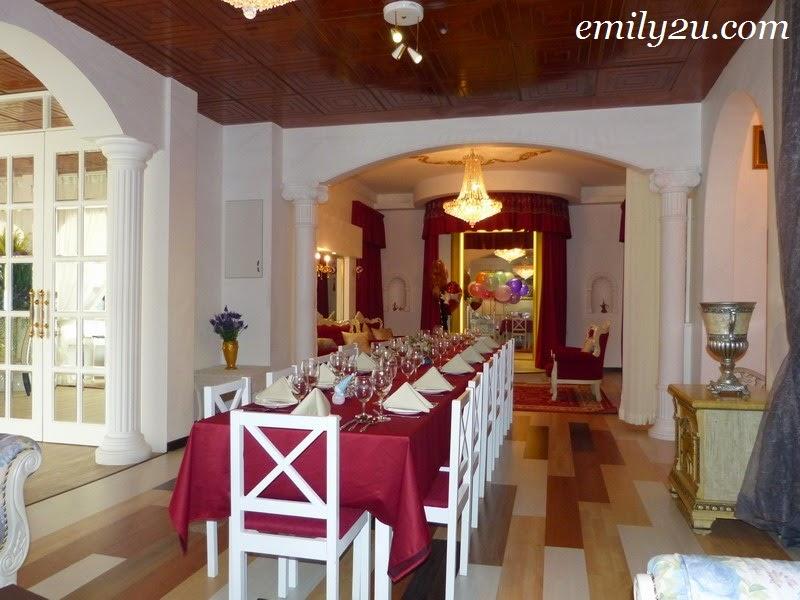 Potpourri House Café Ipoh