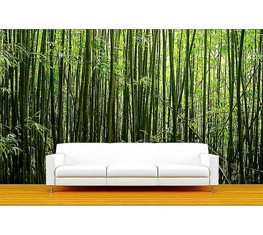 Bamboo forest wall mural wallpaper best free hd wallpaper for Vinyl wallpaper for walls