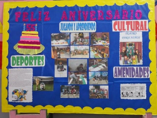 I e 1177 h roes del cenepa presentacion de periodico mural for Amenidades para periodico mural