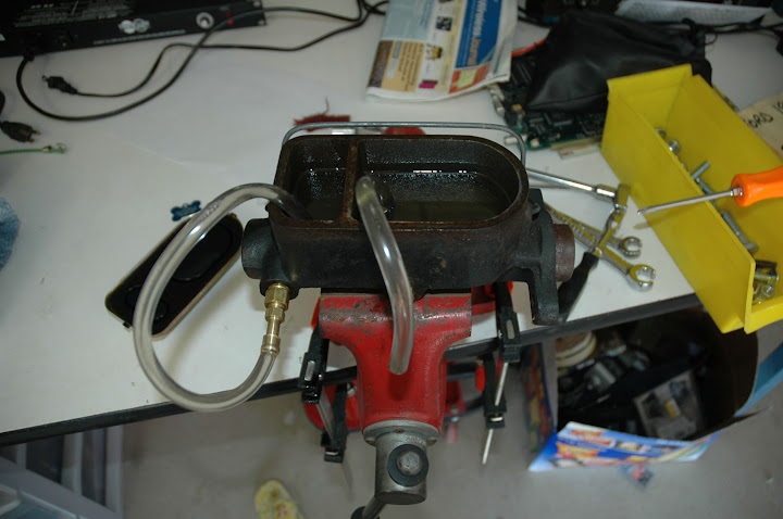 Bench bleeding master cylinder - Ford Truck Enthusiasts Forums