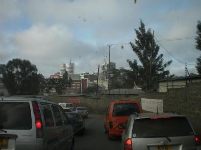 Nairobi commute