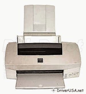 download Epson Stylus Photo 700 Ink Jet printer's driver